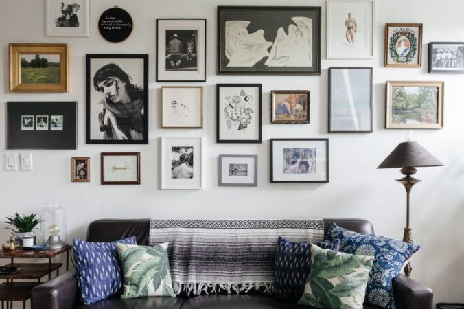 4 Keys to Help You Hang a Successful Gallery Wall
